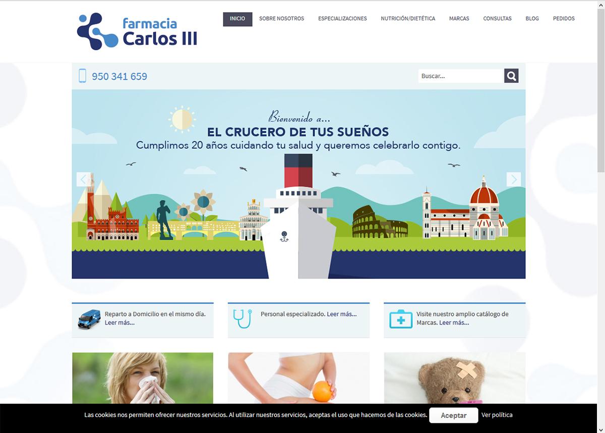 Farmacia Carlos III